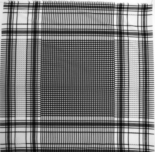 Bavlněný šátek - AR