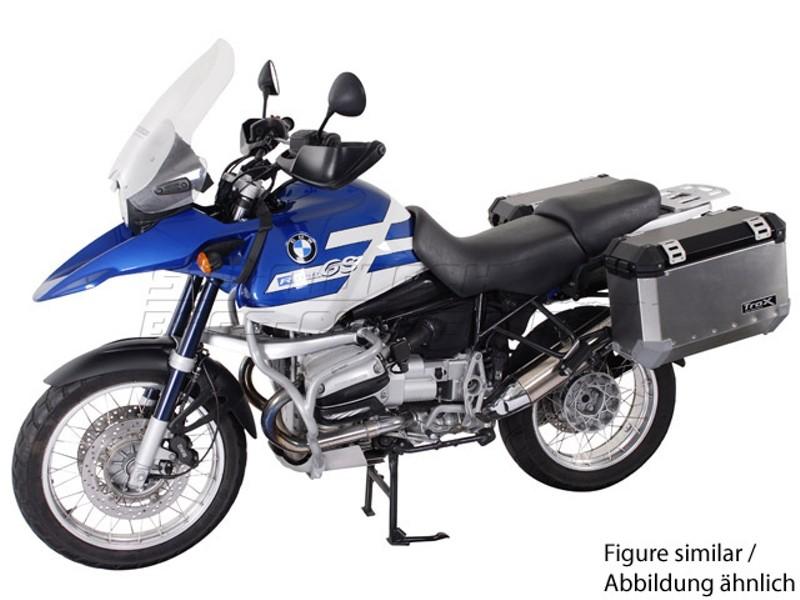 BMW R 1100 GS (94-99) - kompletní sada kufrů, nosič, adaptéry -