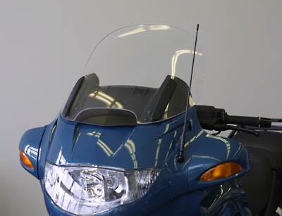 BMW R 1150 RT (02-04) - Givi plexi čiré