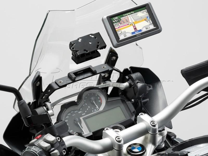 BMW R 1200 GS LC Adventure (14-) - QUICK-LOCK cockpit GPS držák