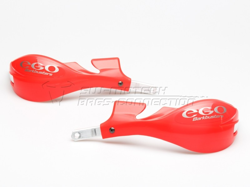 Chrániče páček Barkbusters EGO, bez mont. kit, červené