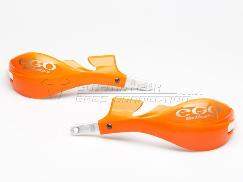 Chrániče páček Barkbusters EGO, bez mont. kit, oranžové