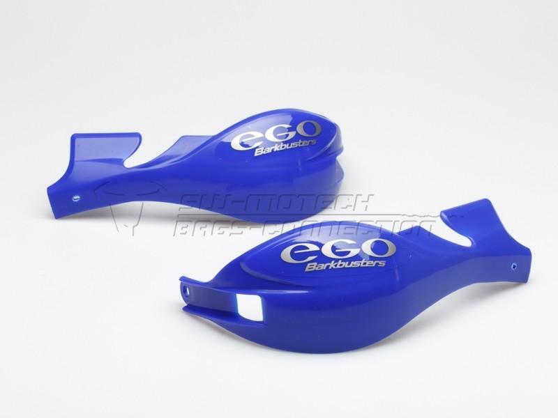 Chrániče páček Barkbusters EGO, pouze plasty, modré