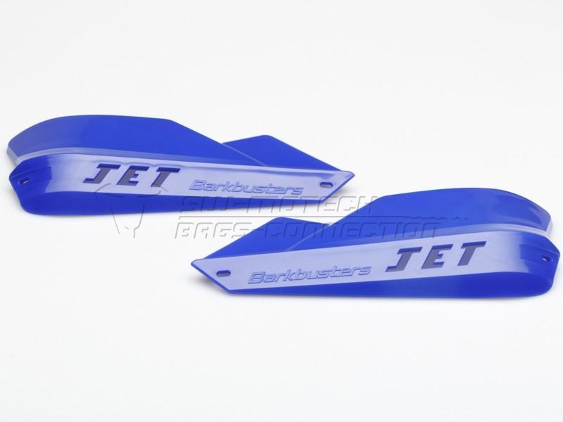 Chrániče páček JET Barkbusters - Pouze plasty - modré