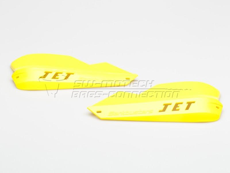 Chrániče páček JET Barkbusters - Pouze plasty - žluté