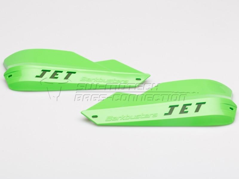 Chrániče páček JET Barkbusters pro kónická řidítka - zelené