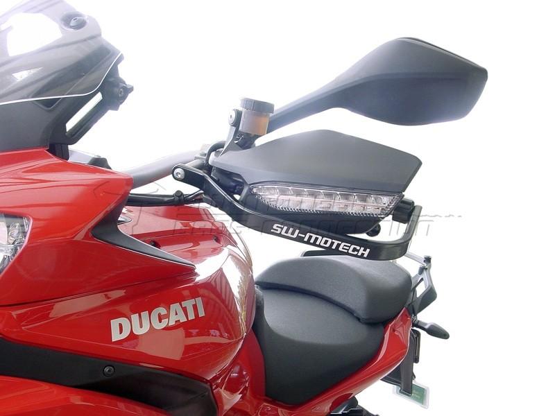Ducati Multistrada 1200 /S (10-12) chránič páček SW-Motech