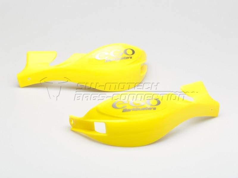 Chrániče páček Barkbusters EGO, pouze plasty, žluté