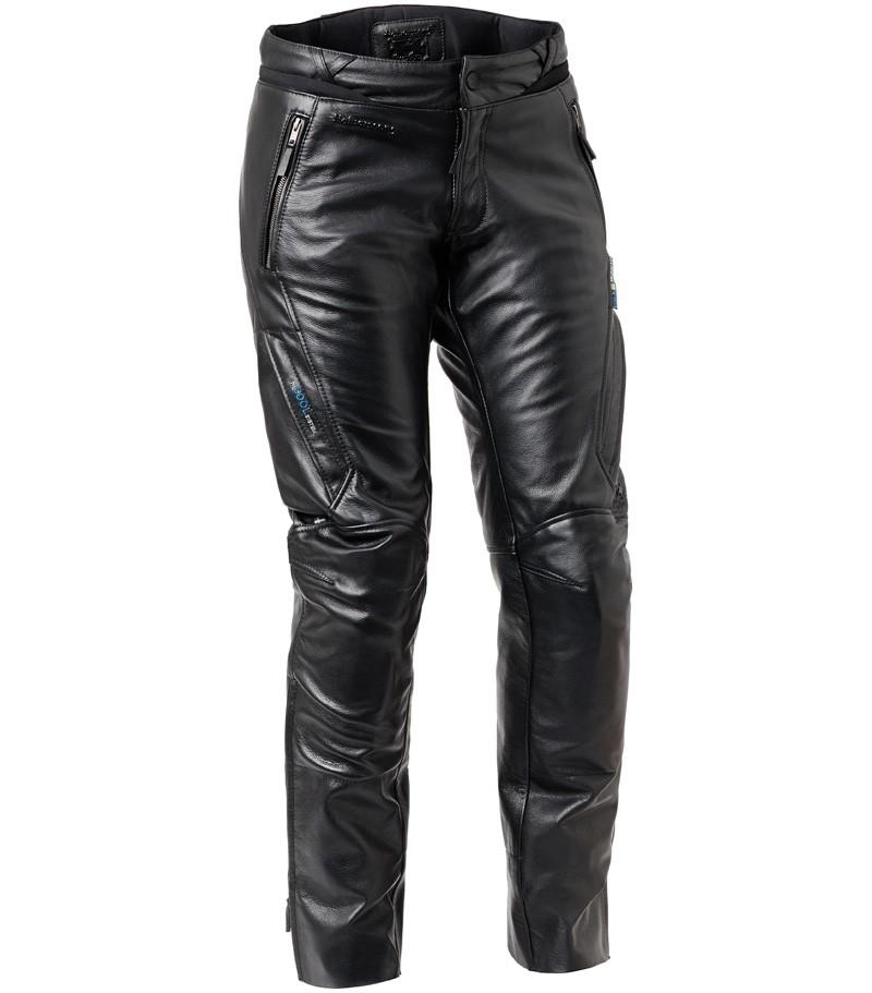 Halvarssons DeDe Pants kožené motocyklové kalhoty