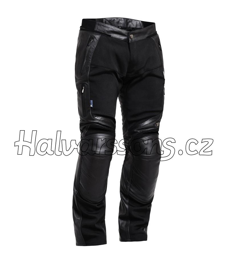 Halvarssons SAFIR motocyklové kalhoty pánské kožené kalhoty