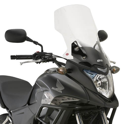 Honda CB 500 X (13-) - čiré plexi Givi D1121ST
