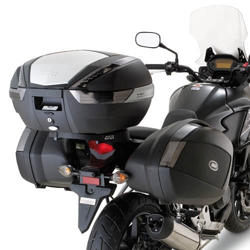 Honda CB 500 X (13-) - nosič bočních kufrů V35, Givi PLX1121