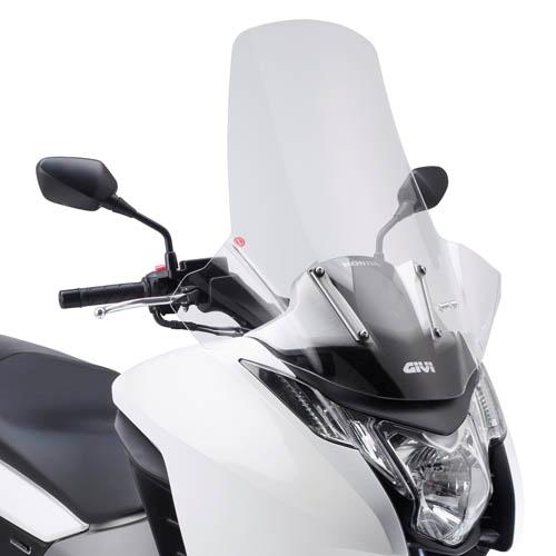 Honda Integra 700 (12-) plexi čiré Givi D1109ST
