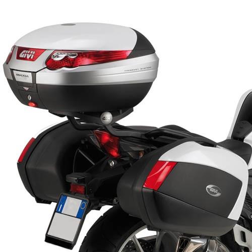 Honda VFR 1200 F (10-13) - nosič bočních kufrů, Givi PLX209