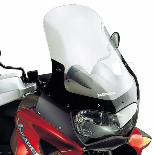 Honda XL 1000 V Varadero (99-02) - plexi kouřové Givi D203S