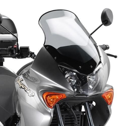 Honda XL 125 V Varadero (01-06) - plexi kouřové Givi D215S
