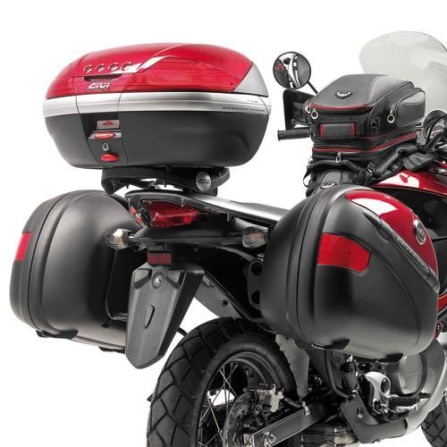 Honda XL 700 V Transalp (08-) horní plotna kufru Monolock