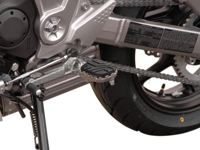Kawasaki Versys (07-) stupačky + mont. kit SW-Motech