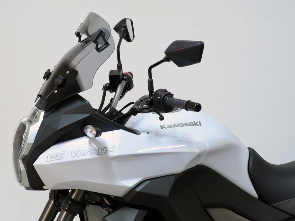 Kawasaki Versys 1000 (12-14) - čiré plexi MRA Variotouring