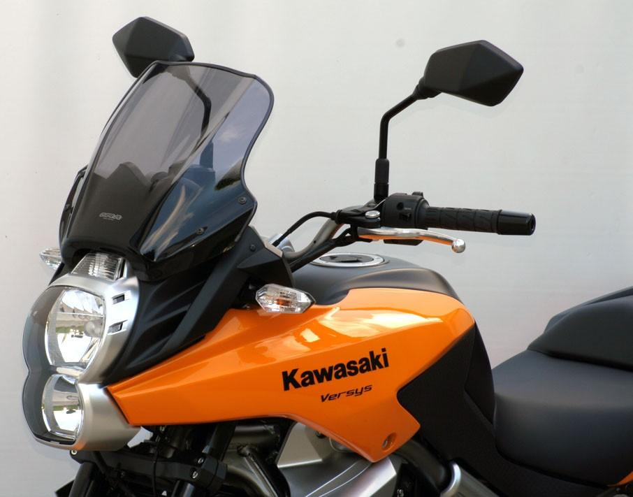 Kawasaki Versys 650 (10-) MRA plexi touring