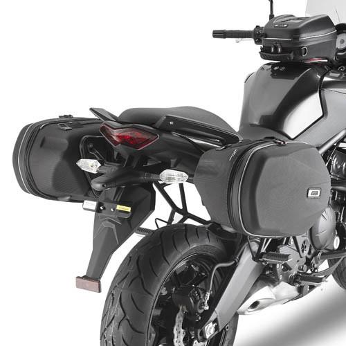 Kawasaki Versys 650 (10-) - trubkový držák bočních brašen EASYLO