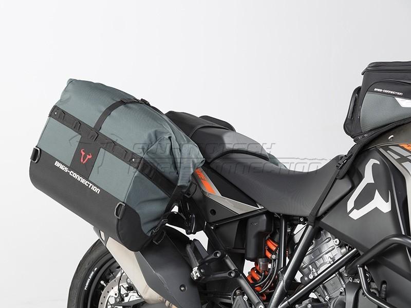 KTM 1190 Adventure (13-) - sada tašek Dakar a držáků SW-Motech