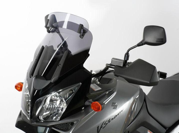 Suzuki DL 650 V-Strom (04-11) MRA plexi Variotouring kouřové