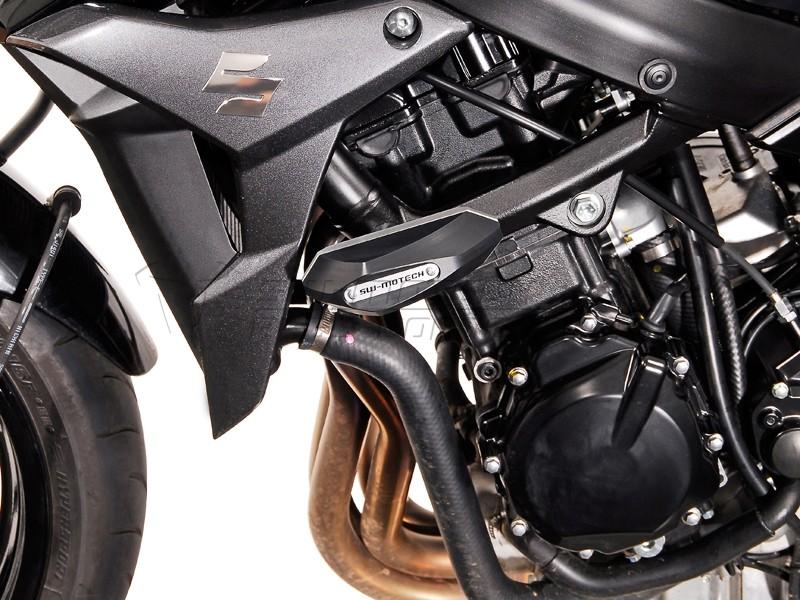 Suzuki GSR 750 (11-) - padací protektory SW-Motech