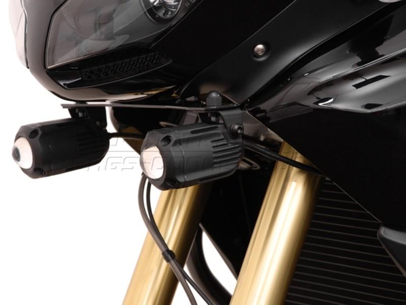 Triumph Tiger 1050 (06-11) - sada - HAWK přídavná mlhová světla,