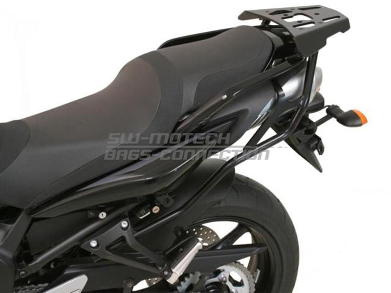 Yamaha FZ6 / Fazer (04-11) horní nosič SW-Motech černý
