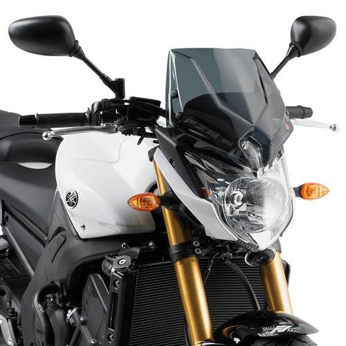 Yamaha FZ8 (10-) - kouřové plexi Givi A287