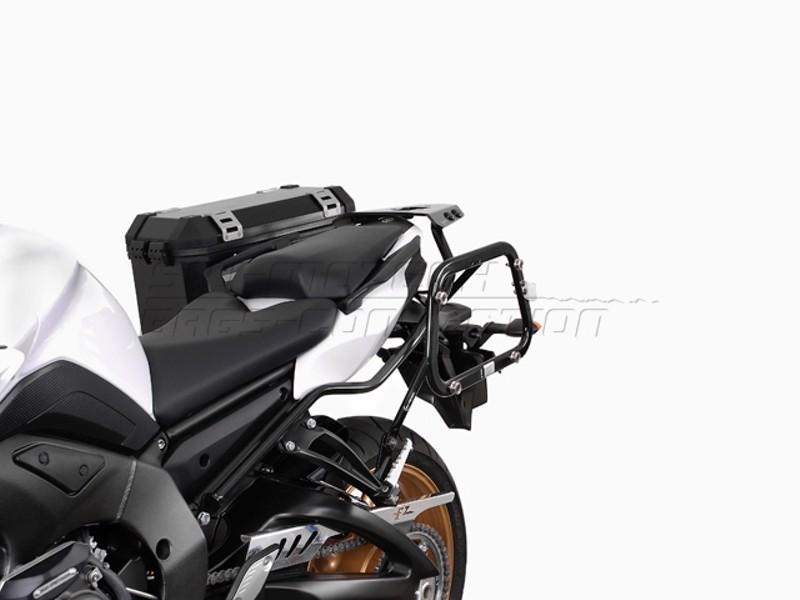 Yamaha FZ8 / Fazer (10-) - boční nosič EVO SW-Motech