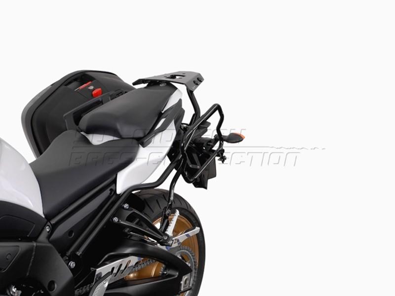 Yamaha FZ8 / Fazer (10-) - boční nosič SW-Motech pro kufr Givi V
