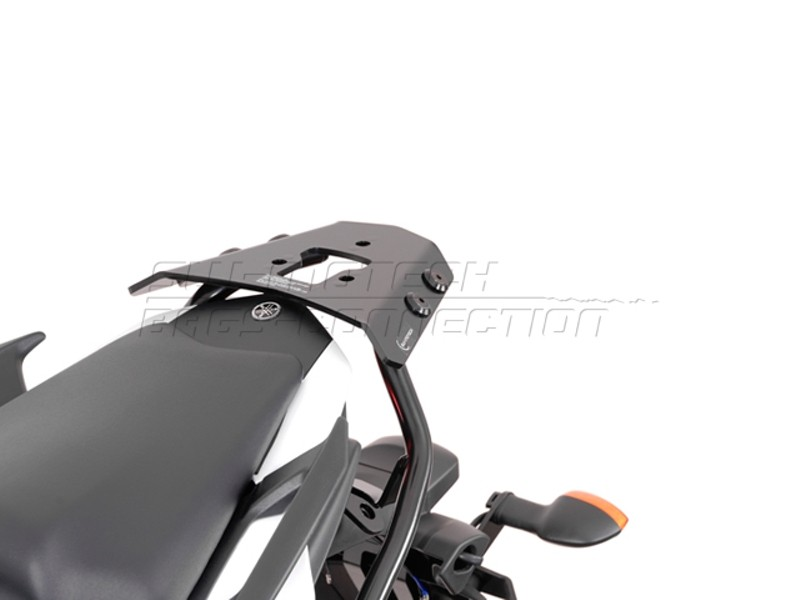 Yamaha FZ8 / Fazer (10-) horní nosič Alu-Rack SW-Motech černý
