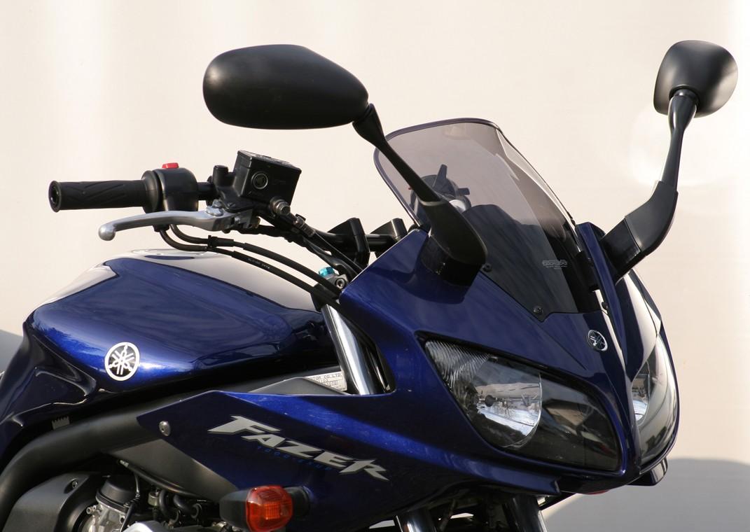 Yamaha FZS 1000 Fazer (01-05) - MRA čiré plexi spoiler