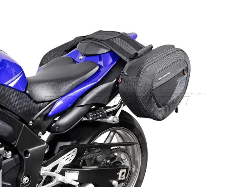 Yamaha YZF-R1 (09-14) - sada sedlových tašek BLAZE® a držáků