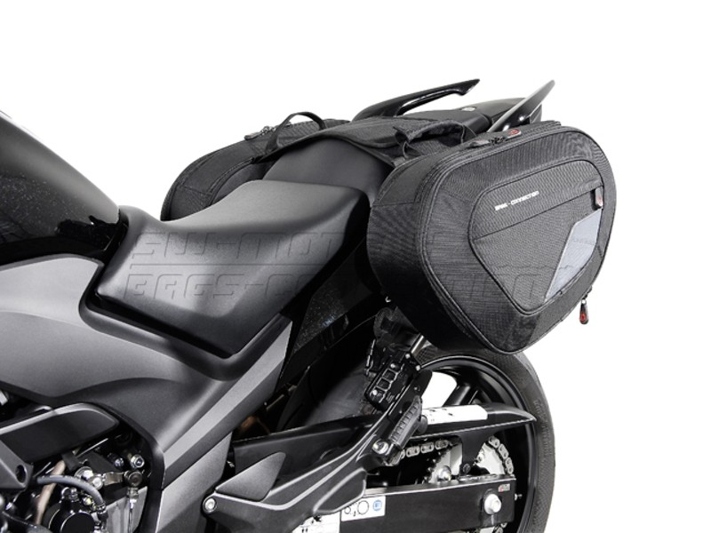 Honda CBF 1000 F (09-) sada sedlových tašek BLAZE® a držáků