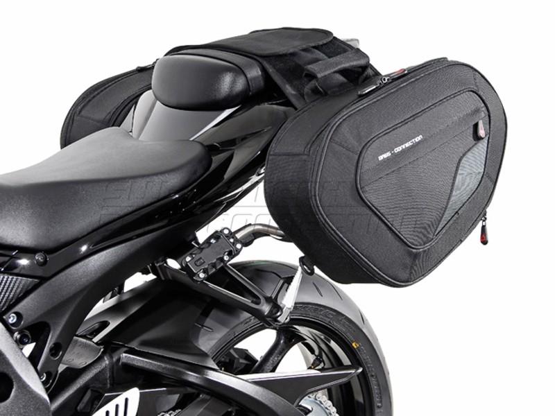 Suzuki GSX-R 750 (08-10) - sada sedlových tašek BLAZE® a držáků