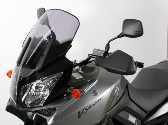 Suzuki DL 650 V-Strom (04-10) MRA plexi touring čiré