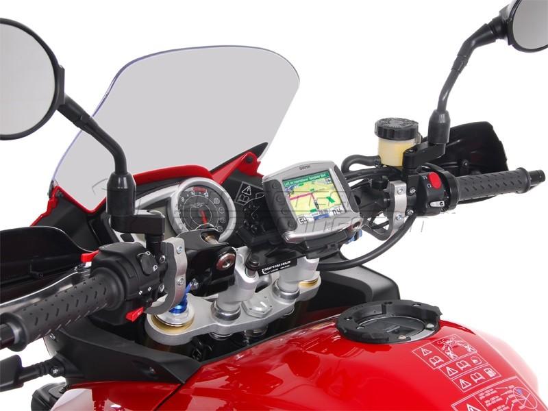 Triumph Tiger 1050 Sport (13-) držák GPS Quick-Lock SW-Motech