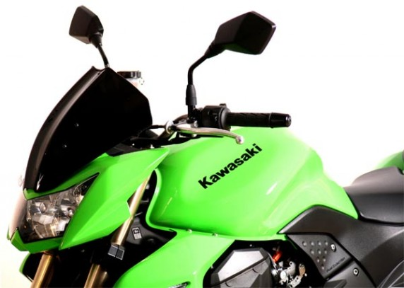 Kawasaki Z 1000 (07-09) MRA plexi Touring, kouřové