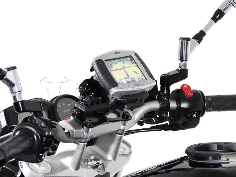 Yamaha FZ 6 (03-10) držák GPS Quick-Lock SW-Motech