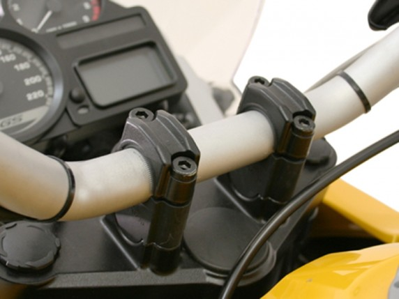 BMW R 1200 GS (04-07) zvýšení řidítek 30mm