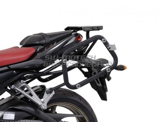 Yamaha FZ1 / Fazer (06-) - boční nosič EVO SW-Motech