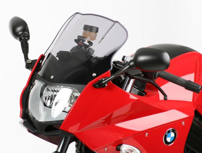 BMW F 800 S / ST (06-12) - MRA kouřové plexi touring