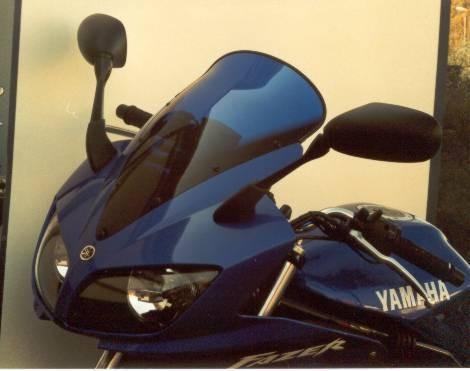 Yamaha FZS 600 Fazer (02-03) - MRA kouřové plexi touring