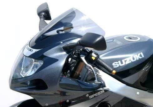 Suzuki GSX-R 750 (00-03) - MRA kouřové plexi racing