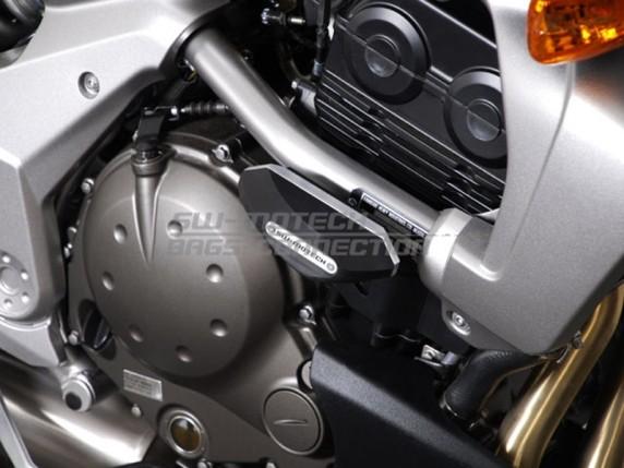 Kawasaki Versys 650 (07) - padací protektor SW-Motech
