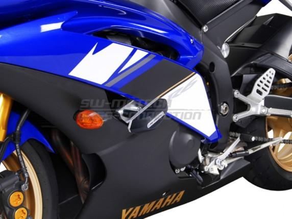 Yamaha R6 (08-) - padací protektor SW-Motech