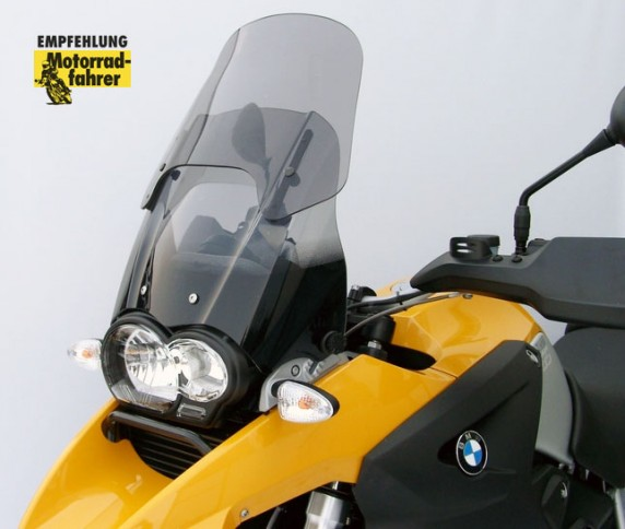 BMW R 1200 GS Adventure (04-12) čiré plexi MRA Varioscreen